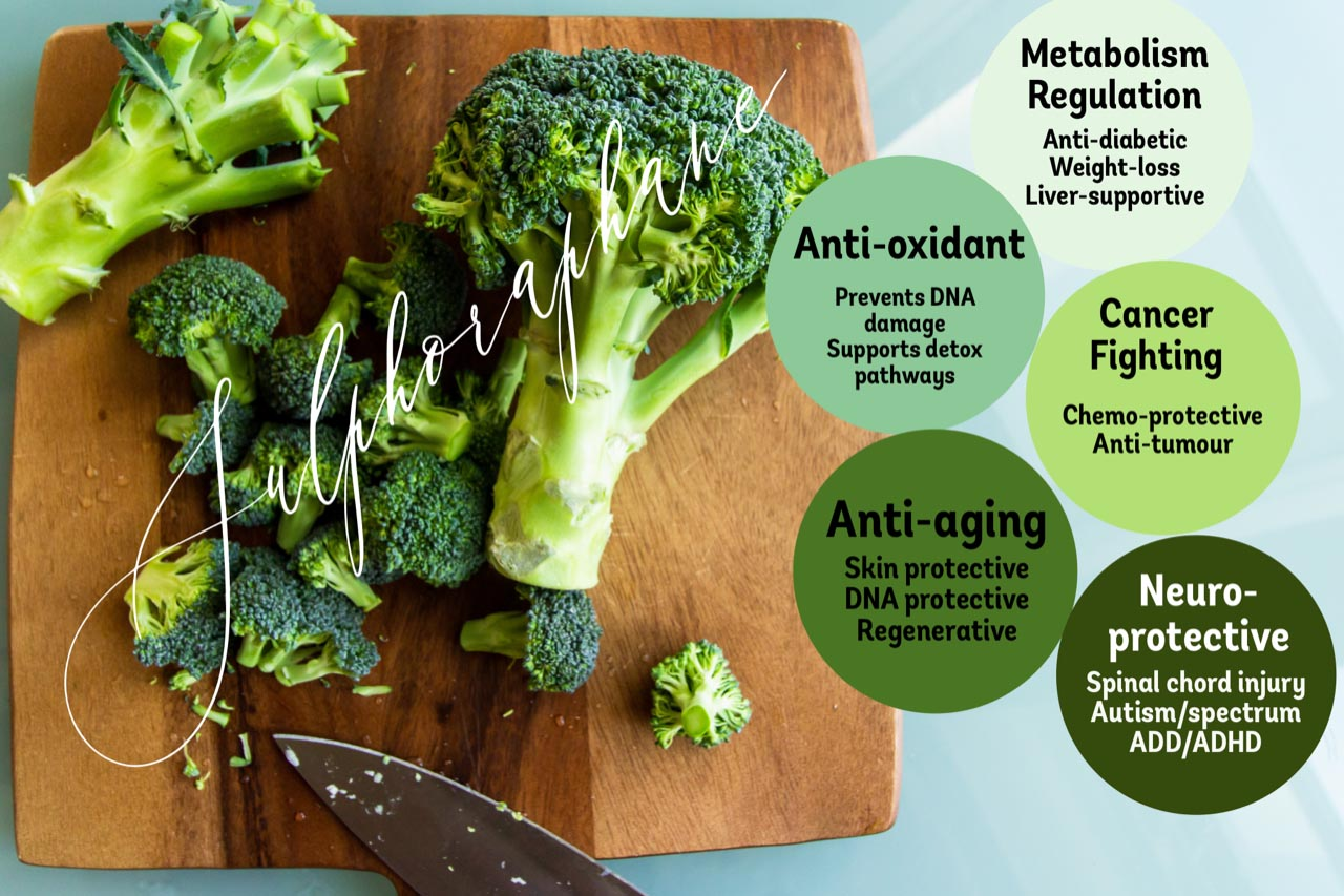 sulphoraphane-broccoli